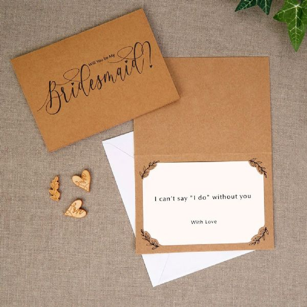 Hearts & Krafts Bridesmaid Cards (3)